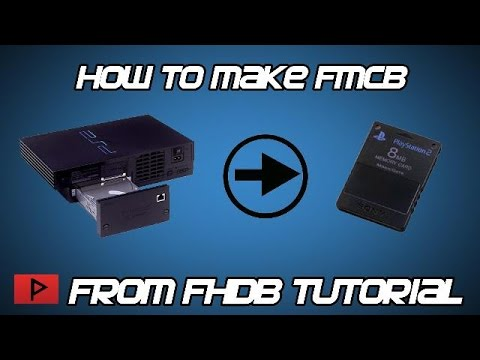 [How To] Install FMCB 1.94 From FHDB 1.93 Fat PS2 Tutorial