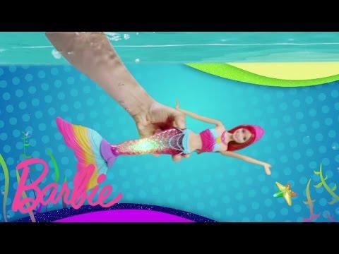 Dreamtopia Hayaller Ülkesi - Gökkuşağı Denizkızı | Barbie