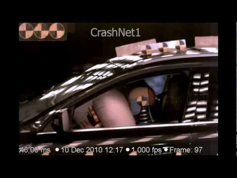 Краш-тест Volvo XC60 | 2011 | NCAP Frontal Crash Test
