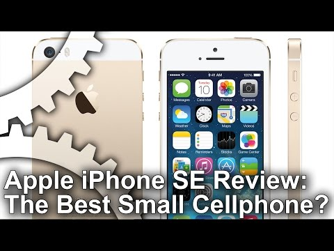 Apple iPhone SE Review: The Best Small Smartphone?
