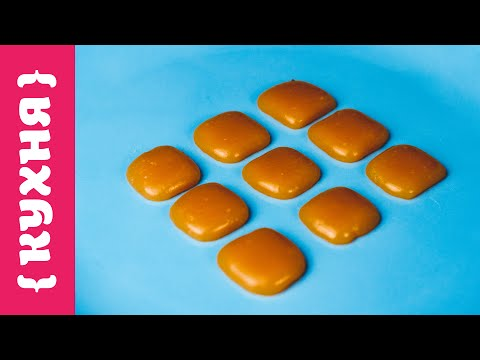 КАК ПРИГОТОВИТЬ КАРАМЕЛЬ | 10 минут в микроволновке