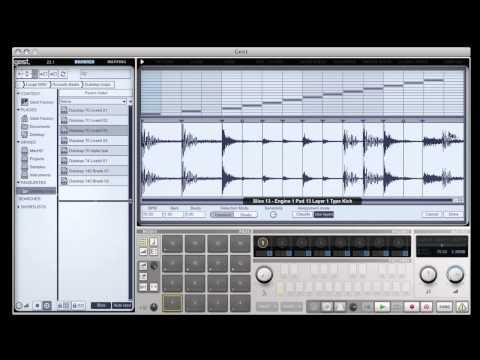 FXpansion Geist Tutorial 03 - The Slicer