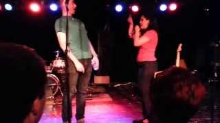 ERB(Epic Rap Battles of History) Adam vs Eve LIVE in Seattle 2014