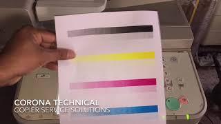 How to adjustment colour, Auto Gradation Canon iR Advance C5030   C5040   C5045   5250i