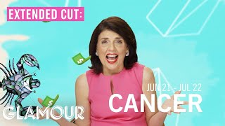 Cancer Full Horoscope 2015: Glamourscopes with Susan Miller [Extended Cut]