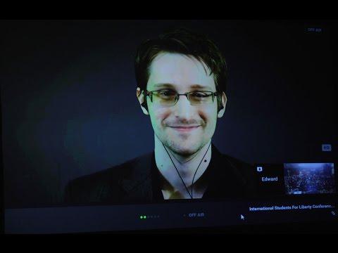 Glenn Greenwald and Noam Chomsky discuss Edward Snowden and the NSA