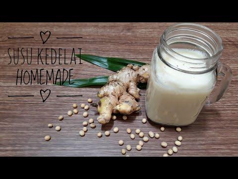 Cara Membuat Susu Kedelai Enak dan Antilangu