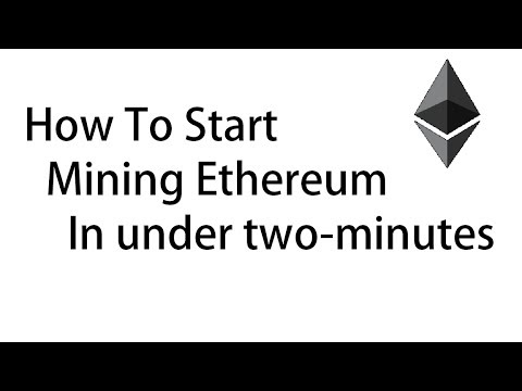 How To Mine Ethereum | June 2017