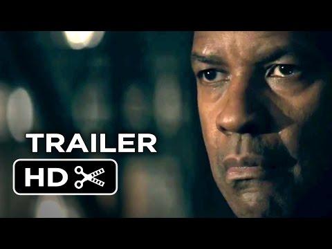 The Equalizer TRAILER 2 (2014) - Denzel Washington, Chloë Grace Moretz Movie HD