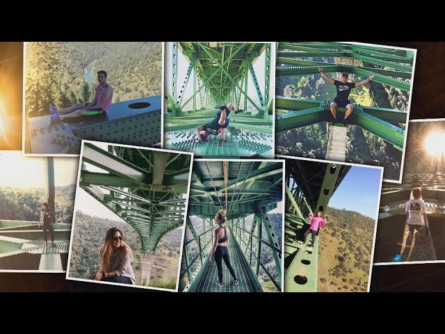 Woman Taking Selfie Miraculously Survives Fall off California's Tallest Bridge