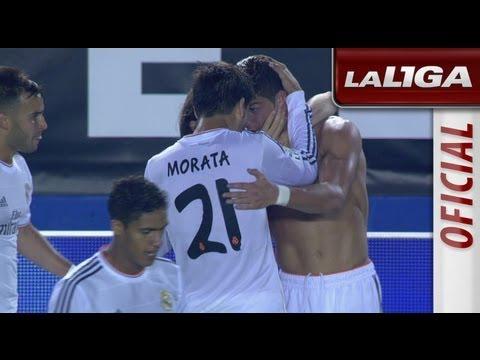 Resumen de Levante UD (2-3) Real Madrid - HD