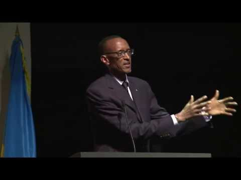 President Kagame at Rwanda Day London 2013- 18 May 2013, Part 1/3