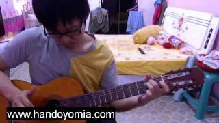 Sakitnya Tuh Disini - Cita Citata - Fingerstyle Guitar Solo