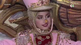 Ylenia Rodíguez Domíngez   Gala Reina Infantil   Carnaval S/C Tenerife 2019