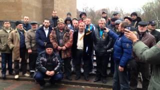 Обращение дальнобойщиков 15 регионов после схода в Ростове-на-Дону