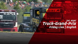Truck-Grand-Prix Nurburgring | Friday