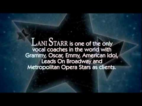 Lani Star Celebrity Singing