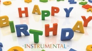 Party People Happy Birthday Instrumental