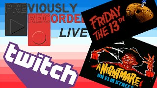 Spooky NES - Nightmare on Elm St. And Friday the 13th