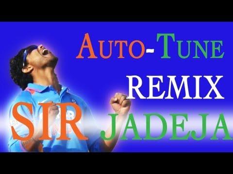 Sir Ravindra Jadeja SINGS! - Auto Tune Remix