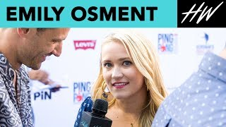Young And Hungry's Emily Osment Reveals New Netflix Show With Michael Douglas! | Hollywire