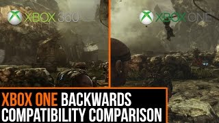 Xbox One backwards compatible games tested