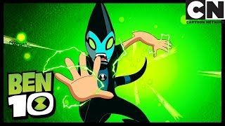 Ben 10 | Alien Transformation Goes Wrong | Forever Road | Cartoon Network