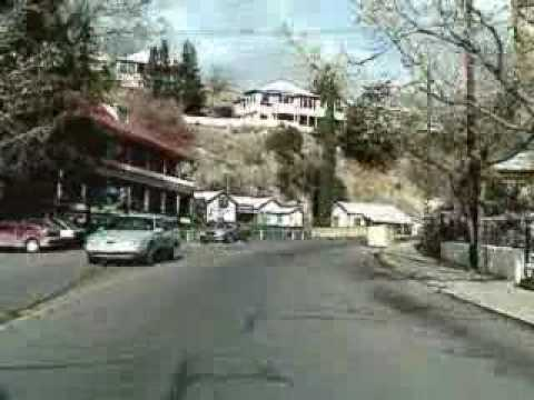 A Drive Through Bisbee Arizona