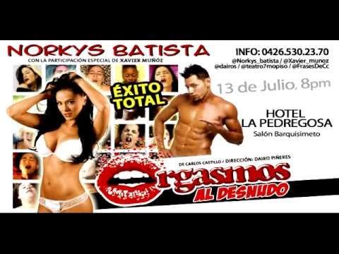 Norkis Batista Orgasmos Al Desnudo Promo