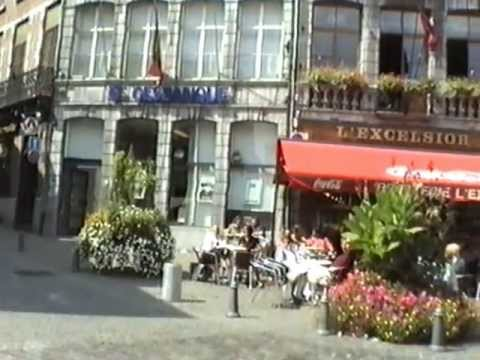 Mons, Belgium - August 1999 (part II)