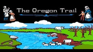 Unboxing The Oregon Trail Handheld