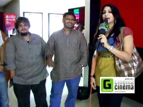 Bale Pandiya Promotions At Pvr Cinemas And Skywalk Part 2 video