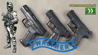 Airsoft Pistol Walther P99 P22 P22Q manual 6mm