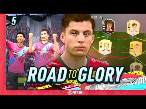 FIFA 20 ROAD TO GLORY #5 - AWESOME NEW TEAM!