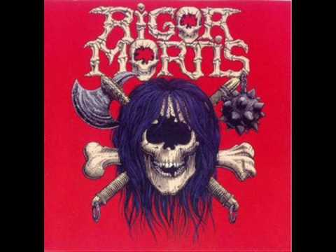 Rigor Mortis- Die In Pain