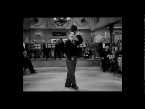 Чарли Чаплин - бессмысленная песня (Новые времена)