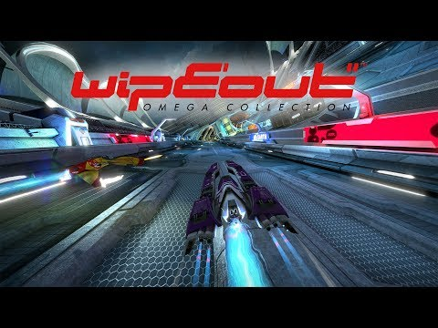 WipEout Omega Collection [PS4] -- recenzja