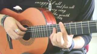 Malagueña~~ *COMPLETE* GUITAR LESSONS! P2.
