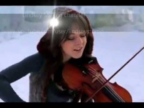Snowboarding Ft Dubstep Violin- Lindsey Stirling- Crystallize video
