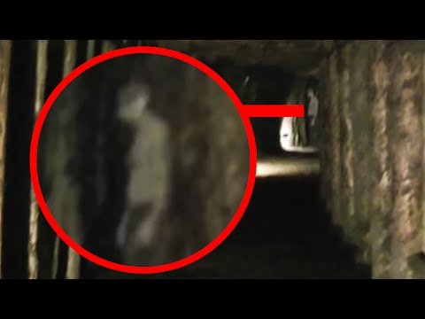 Top 15 SCARY Ghost Sightings Caught On Camera