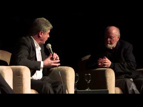 John Williams and Gustavo Santaolalla on Jaws and Bernard Herrmann