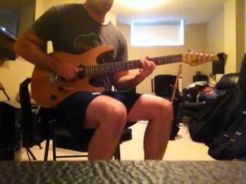 Suhr rasmus Guthrie Govan signature guitar
