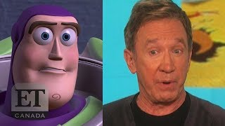 Tim Allen On Emotional 'Toy Story 4'