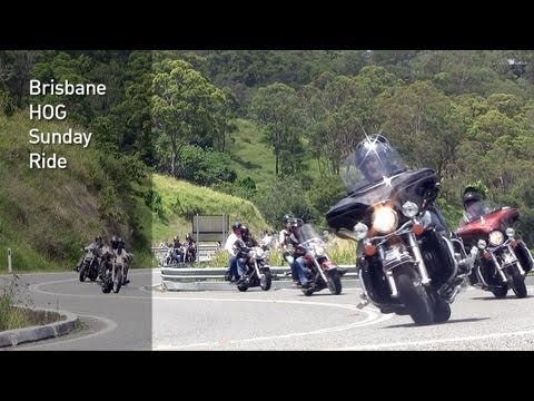 Brisbane HOG Ride