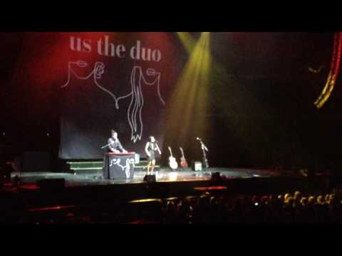 Us The Duo ~ Top Hits 2015 (02/06/2016 @ Lotte Arena, Antwerp) #1