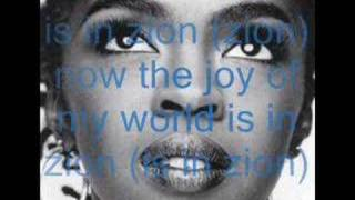 Lauryn Hill Zion