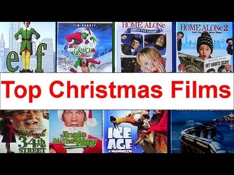 My Top 30 must see holiday films blu-ray DVD 25 Days of Christmas Holiday Edition