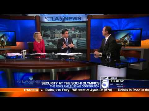 Rep. Schiff Discusses Safety at the Sochi Olympics and NSA Reform on KTLA Morning News
