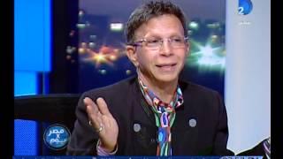 مصر فى يوم| وليد عونى خرجت من مصر بسبب الثورة ورجعت للدفاع عن الثقافة والاوبرا
