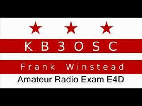 Amateur Radio Extra Exam Prep E4D